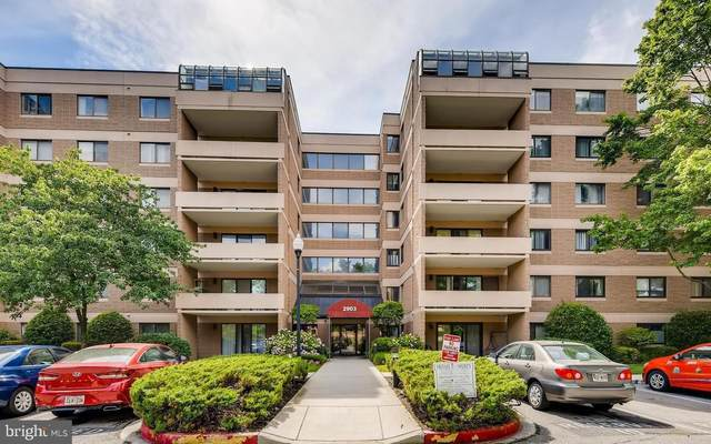 2903 Fallstaff Road #205, BALTIMORE, MD 21209 (#MDBA536352) :: The Piano Home Group