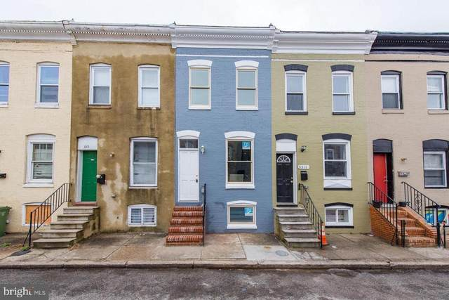 3313 Noble Street, BALTIMORE, MD 21224 (#MDBA536356) :: The Redux Group