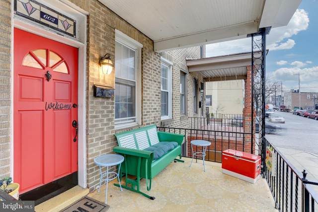 602 Grundy Street, BALTIMORE, MD 21224 (#MDBA536360) :: SURE Sales Group