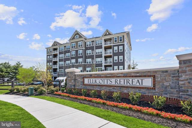 8950 Carls Court 6Q, ELLICOTT CITY, MD 21043 (#MDHW289422) :: Fairfax Realty of Tysons