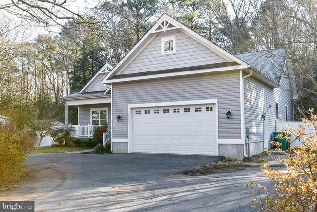 18825 Sylvan Drive, REHOBOTH BEACH, DE 19971 (#DESU175580) :: Bob Lucido Team of Keller Williams Integrity