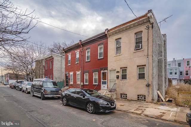 2316 W Seybert Street, PHILADELPHIA, PA 19121 (#PAPH977252) :: REMAX Horizons