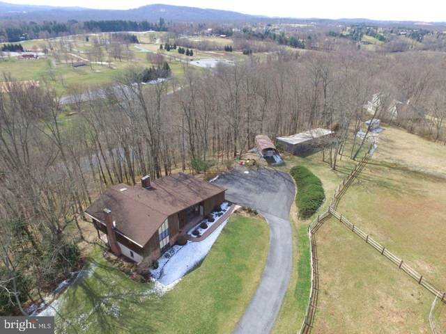 413 Lisburn Heights Drive, LEWISBERRY, PA 17339 (#PAYK151258) :: Realty ONE Group Unlimited