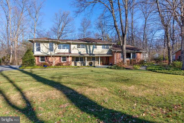 14508 Manor Park Drive, ROCKVILLE, MD 20853 (#MDMC740374) :: The Redux Group