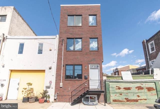 2309 E Hazzard Street, PHILADELPHIA, PA 19125 (#PAPH977326) :: Bowers Realty Group