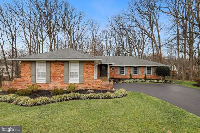 6008 Mineola Court, SPRINGFIELD, VA 22152 (#VAFX1175196) :: Bob Lucido Team of Keller Williams Integrity