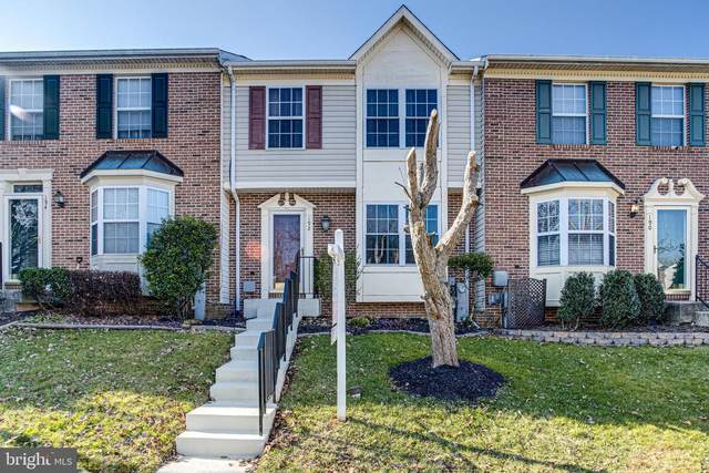 192 Glen View Terrace, ABINGDON, MD 21009 (#MDHR255660) :: The Dailey Group