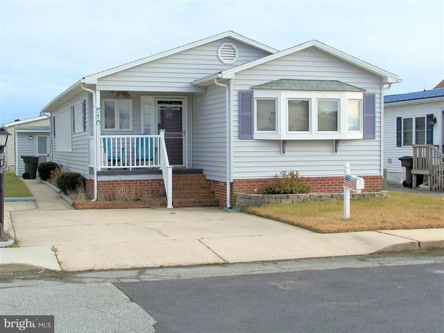 510 Nautical Lane, OCEAN CITY, MD 21842 (#MDWO119366) :: Dawn Wolf Team