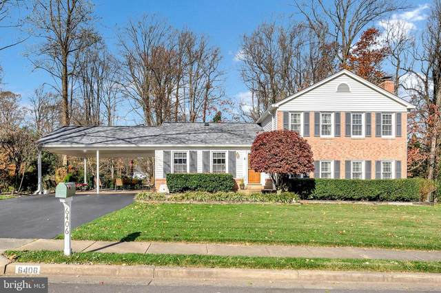 6406 Glenbard Road, BURKE, VA 22015 (#VAFX1175236) :: The Maryland Group of Long & Foster Real Estate