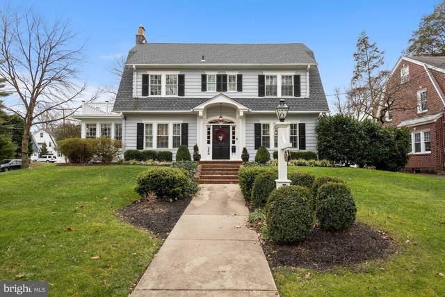 250 Mountwell Avenue, HADDONFIELD, NJ 08033 (#NJCD411114) :: LoCoMusings