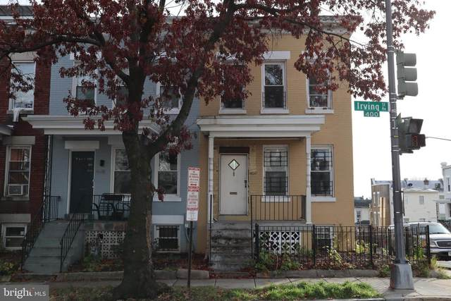 450 Irving Street NW, WASHINGTON, DC 20010 (#DCDC503144) :: The Redux Group