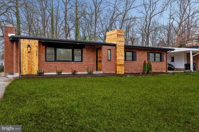4706 Bristow Drive, ANNANDALE, VA 22003 (#VAFX1175258) :: Bruce & Tanya and Associates