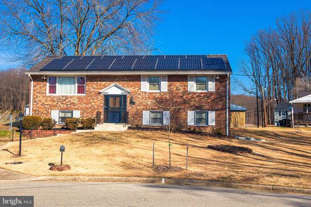 7564 Millwright Street, CAPITOL HEIGHTS, MD 20743 (#MDPG593330) :: Bowers Realty Group