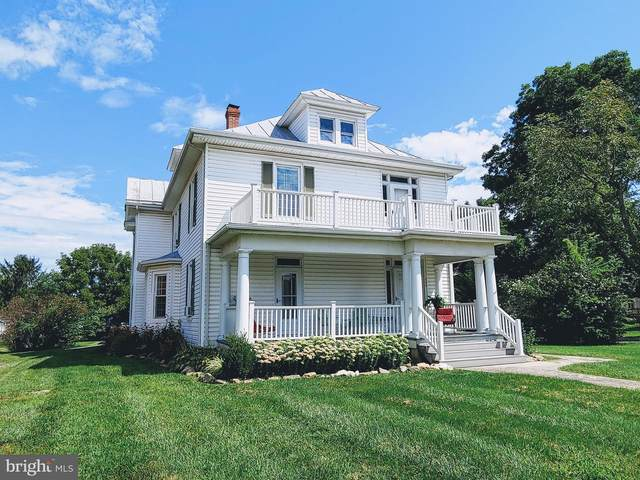 220 Winchester Avenue, MOOREFIELD, WV 26836 (#WVHD106546) :: Integrity Home Team