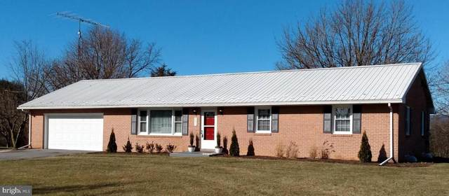 1497 Brechbill Road, CHAMBERSBURG, PA 17202 (#PAFL177442) :: The Joy Daniels Real Estate Group
