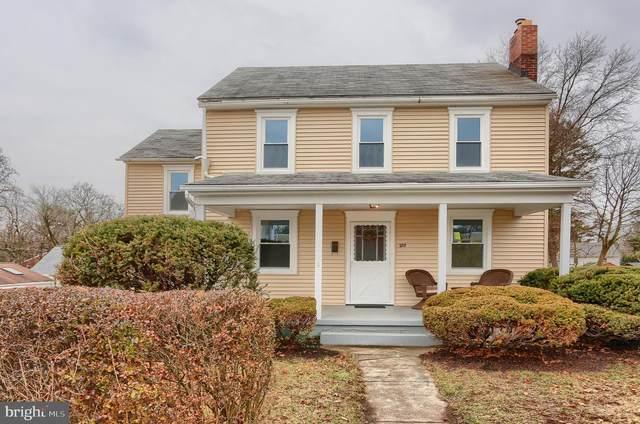 122 S Madison Street, HARRISBURG, PA 17109 (#PADA129188) :: The Joy Daniels Real Estate Group