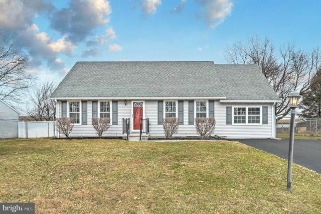 18 Colonial Drive, HANOVER, PA 17331 (#PAYK151294) :: The Jim Powers Team