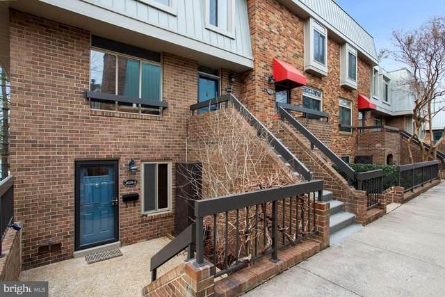 1659 S Hayes Street A, ARLINGTON, VA 22202 (#VAAR174720) :: Certificate Homes