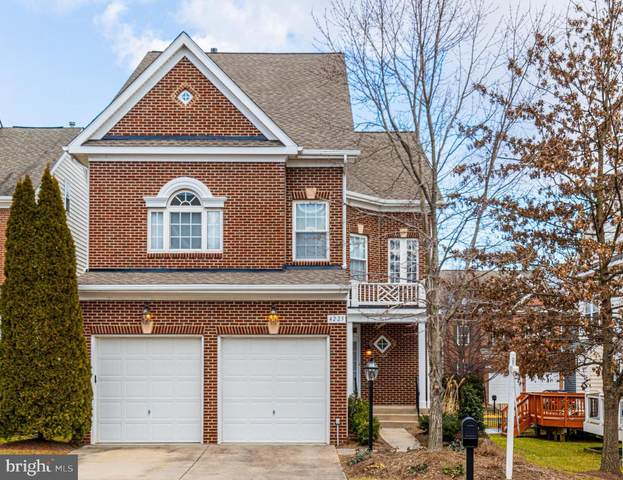 4225 Alex Court, FAIRFAX, VA 22030 (#VAFX1175294) :: Murray & Co. Real Estate