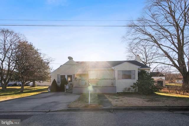 115 Kansas Road, PENNSVILLE, NJ 08070 (#NJSA140592) :: Nexthome Force Realty Partners
