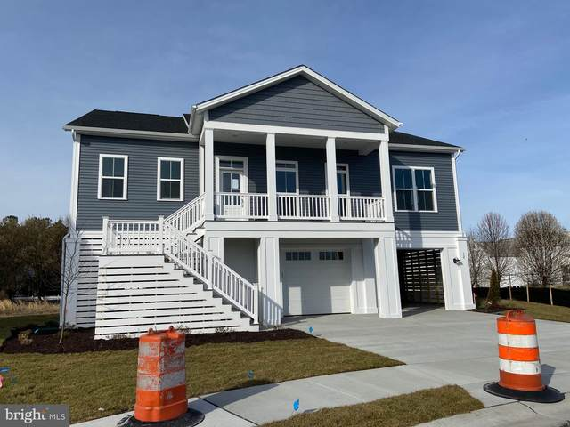 Lot 44 Tibbetts Point Way, OCEAN VIEW, DE 19970 (#DESU175632) :: RE/MAX Coast and Country