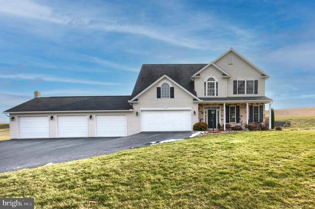 1896 Landisburg Road, LANDISBURG, PA 17040 (#PAPY102978) :: The Joy Daniels Real Estate Group