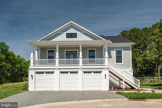 Lot 45 Tibbetts Point Way, OCEAN VIEW, DE 19970 (#DESU175642) :: RE/MAX Coast and Country