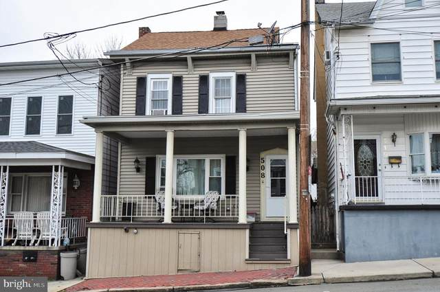 508 N Front Street, MINERSVILLE, PA 17954 (#PASK133908) :: The Joy Daniels Real Estate Group