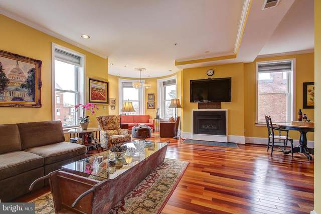 1326 Girard Street NW #2, WASHINGTON, DC 20009 (#DCDC503224) :: Certificate Homes