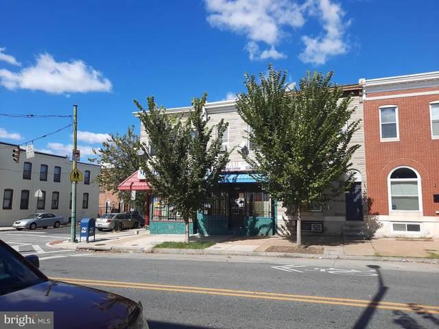3102 E Baltimore Street, BALTIMORE, MD 21224 (#MDBA536450) :: The Redux Group