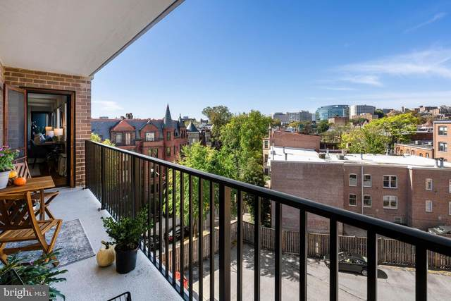 1816 New Hampshire Avenue NW #610, WASHINGTON, DC 20009 (#DCDC503230) :: Arlington Realty, Inc.