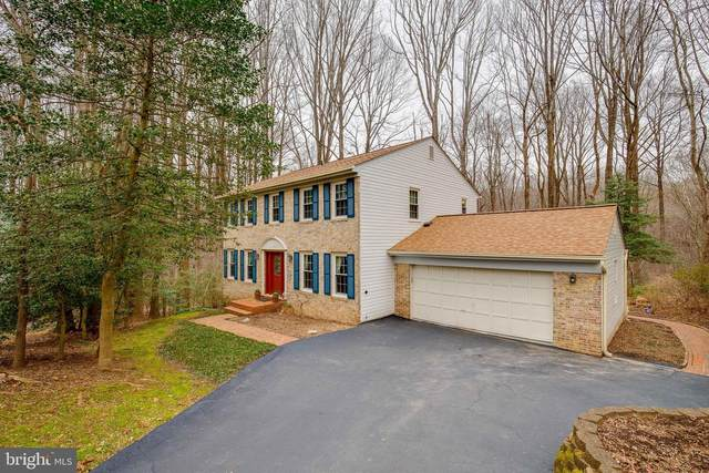 12134 Westwood Hills Drive, HERNDON, VA 20171 (#VAFX1175330) :: Pearson Smith Realty