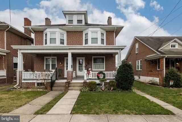 624 N Evans Street, POTTSTOWN, PA 19464 (#PAMC679940) :: Bob Lucido Team of Keller Williams Integrity