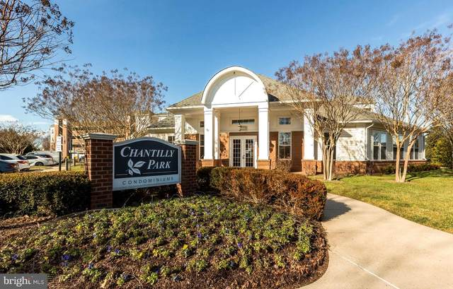 3850 Lightfoot Street #353, CHANTILLY, VA 20151 (#VAFX1175340) :: The Redux Group
