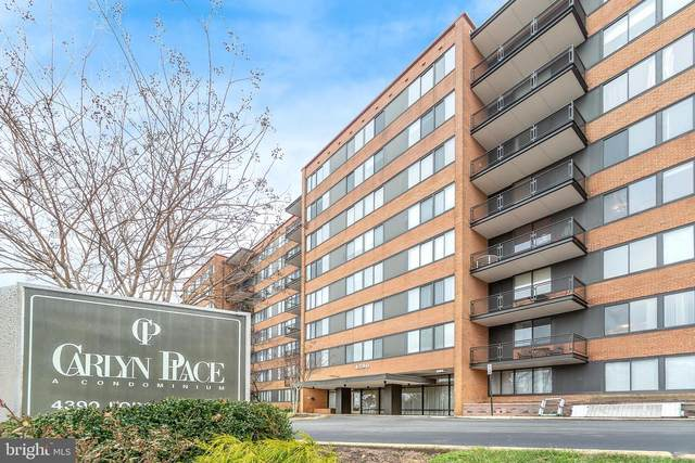 4390 Lorcom Lane #202, ARLINGTON, VA 22207 (#VAAR174734) :: The Redux Group