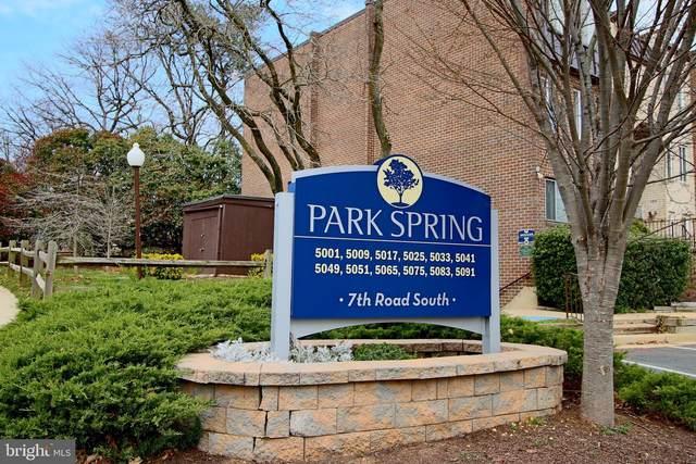 5009 7TH Road S #102, ARLINGTON, VA 22204 (#VAAR174744) :: The Piano Home Group
