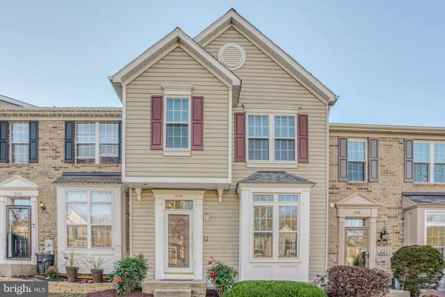 404 Amelanchier Court, BEL AIR, MD 21015 (#MDHR255692) :: The Schiff Home Team