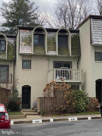 1628 Valencia Way, RESTON, VA 20190 (#VAFX1175366) :: Tom & Cindy and Associates