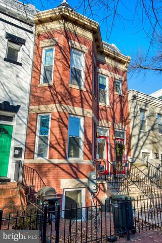 1606 5TH Street NW #1, WASHINGTON, DC 20001 (#DCDC503258) :: The Dailey Group