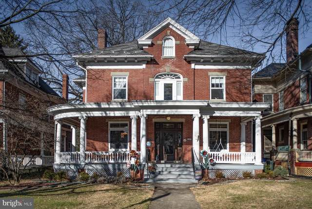 803 Oak Hill Avenue, HAGERSTOWN, MD 21742 (#MDWA177080) :: Jacobs & Co. Real Estate