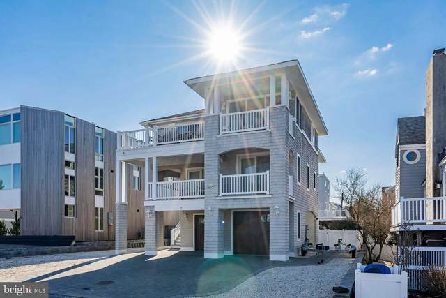12 E 83RD Street, HARVEY CEDARS, NJ 08008 (MLS #NJOC406368) :: The Sikora Group