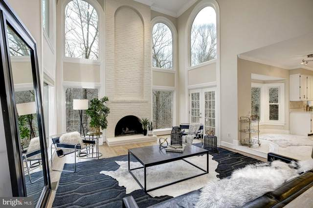 8821 Mayberry Court, POTOMAC, MD 20854 (#MDMC740538) :: The Gold Standard Group