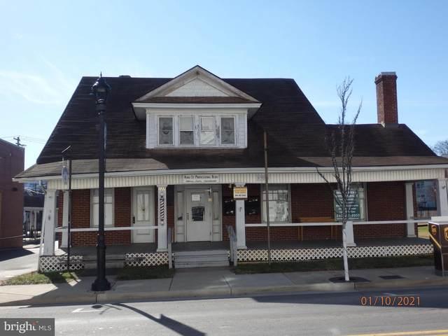 127 W King Street W, STRASBURG, VA 22657 (#VASH121246) :: LoCoMusings