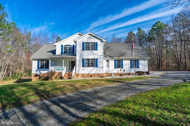 12313 Salem Church Road, KING GEORGE, VA 22485 (#VAKG120738) :: The Redux Group