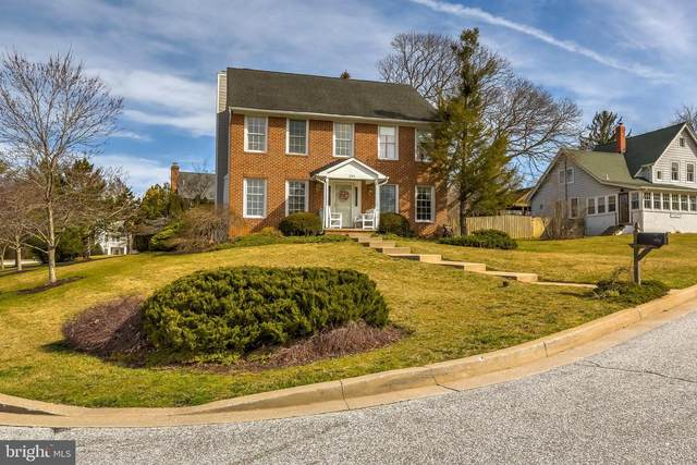 201 Clay Hill Circle, COCKEYSVILLE, MD 21030 (#MDBC517114) :: Corner House Realty