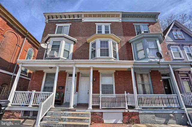 1909 N 4TH Street, HARRISBURG, PA 17102 (#PADA129212) :: The Joy Daniels Real Estate Group