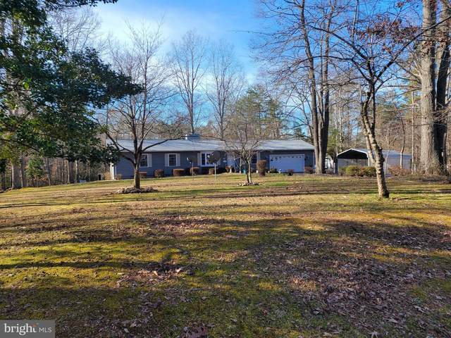 902 S Bluewater Boulevard, MINERAL, VA 23117 (#VALA122518) :: Lucido Agency of Keller Williams