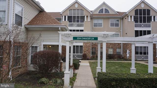 204 Chaucer Lane G, BEL AIR, MD 21014 (#MDHR255712) :: Fairfax Realty of Tysons
