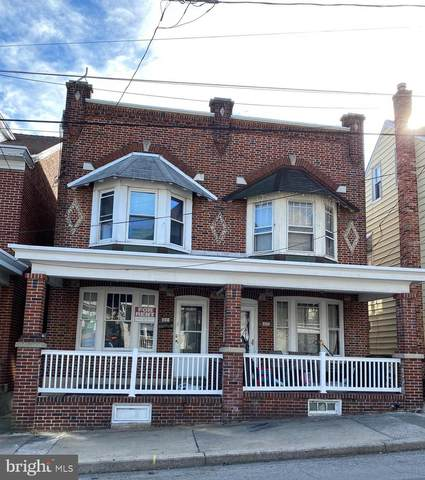 403-405 Harrison Street, POTTSVILLE, PA 17901 (#PASK133926) :: Lee Tessier Team
