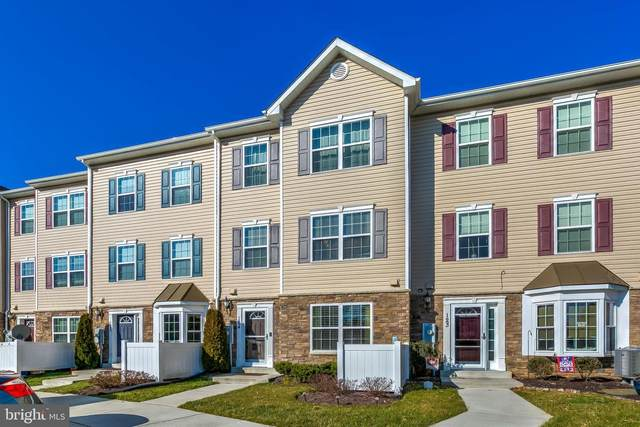 1822 Cassandra Drive #124, ELDERSBURG, MD 21784 (#MDCR201914) :: The Piano Home Group